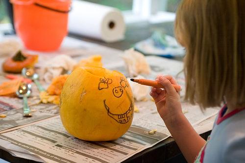 NinaDrawPumpkin